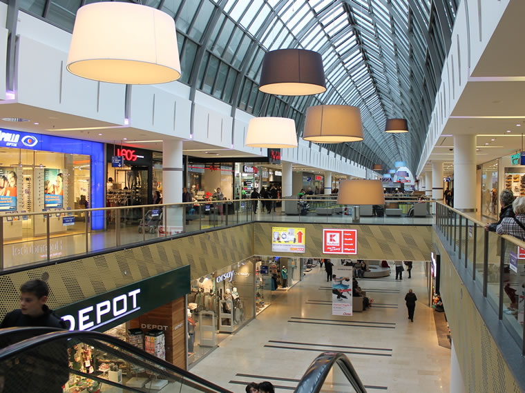 mfi regensburg arcaden shopping center b w baumanagement. Black Bedroom Furniture Sets. Home Design Ideas