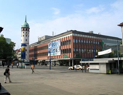 Galeria Kaufhof Darmstadt