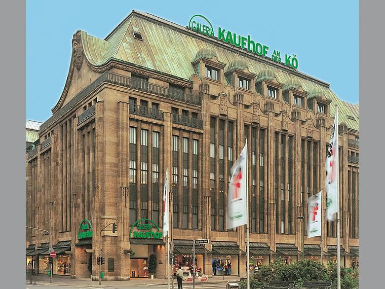 Galeria Kaufhof öffnungszeiten Köln