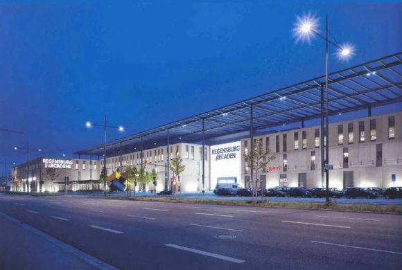 mfi Regensburg Arcaden <br>(Revitalisierung Shopping Center)